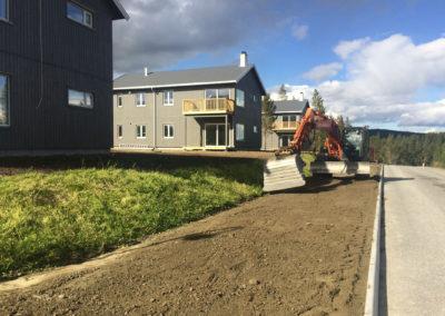 Litjmyrmoen – Kommunale leiligheter, Os Kommune