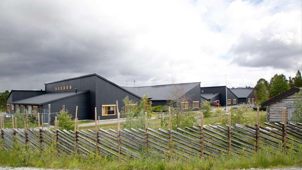 Gjøsvika Sykehjem, Røros Kommune