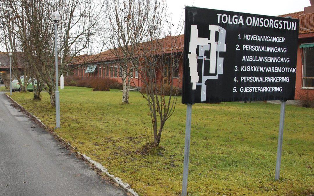 Tolga Sykehjem, Tolga Kommune